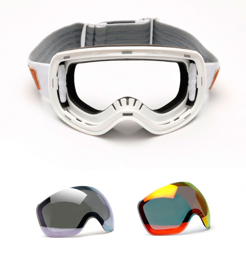 Turok Steinhardt Double Spherical Goggles корпус маски