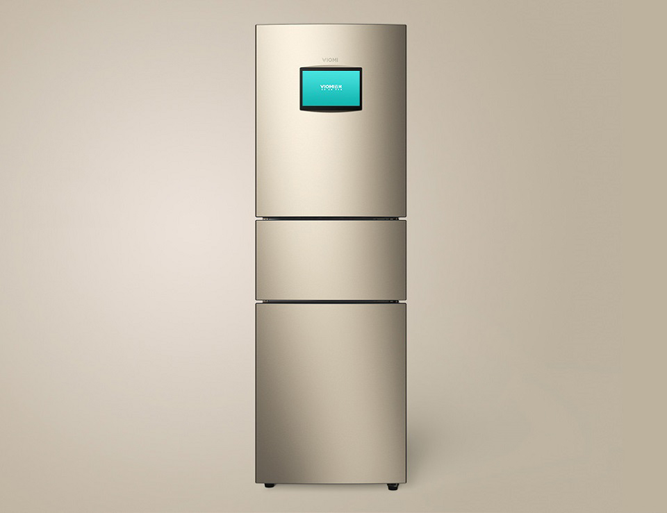 Viomi Smart Refrigerator iLive Voice Edition дизайн