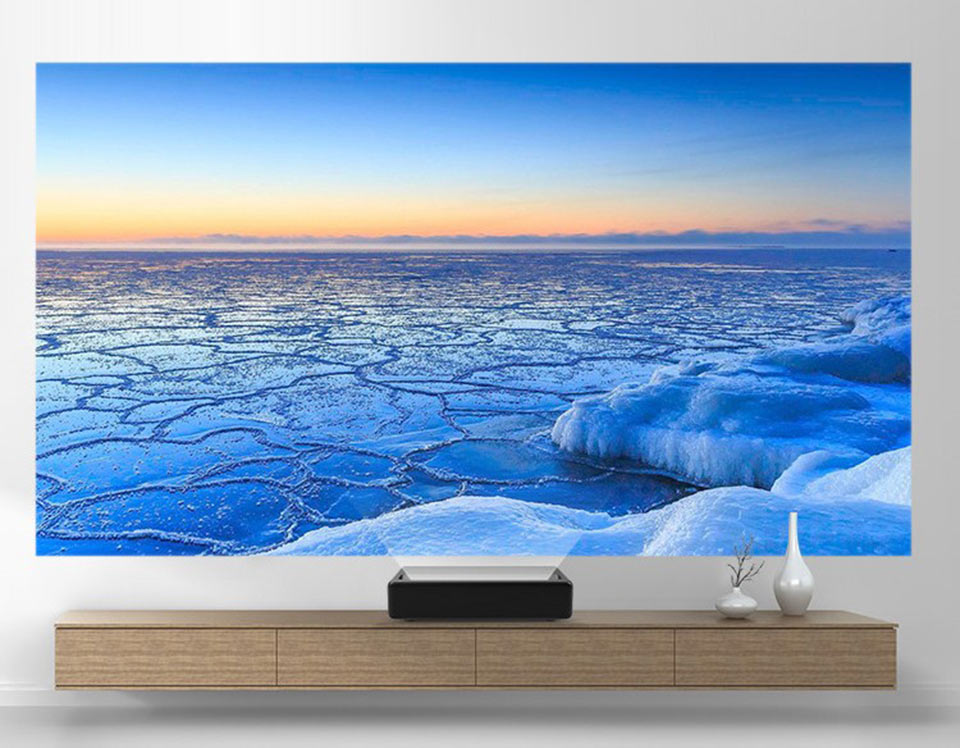 "MiJia Laser Projection TV 150""  WEMAX FengMi ONE Laser TV HD мощная яркость"