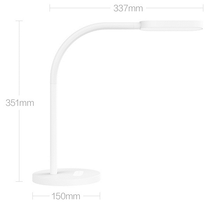 Настольная лампа Xiaomi Yeelight Led Table Lamp YLTD01YL