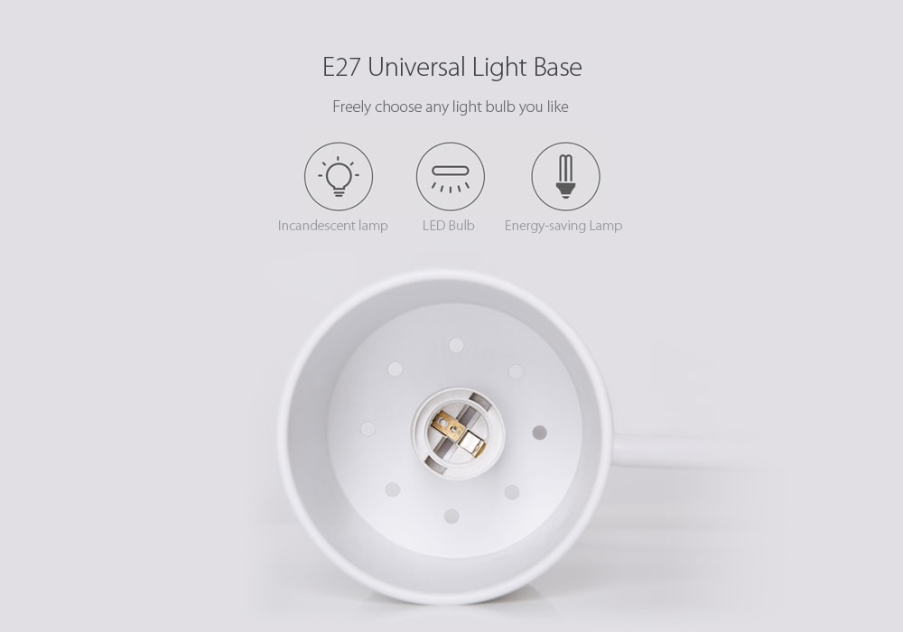 Yeelight Minimalist Iron Lamp универсальная
