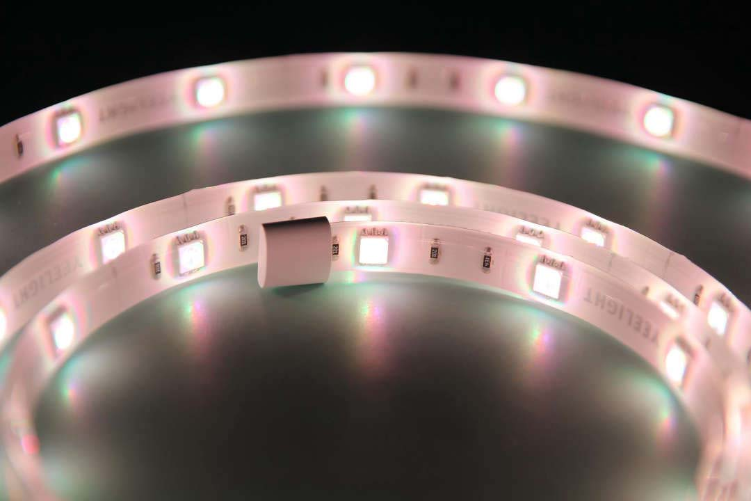 Yeelight LED Lightstrip цвет