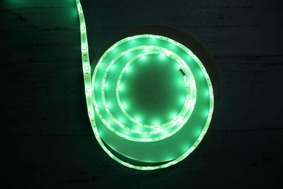 Yeelight LED Lightstrip разные цвета