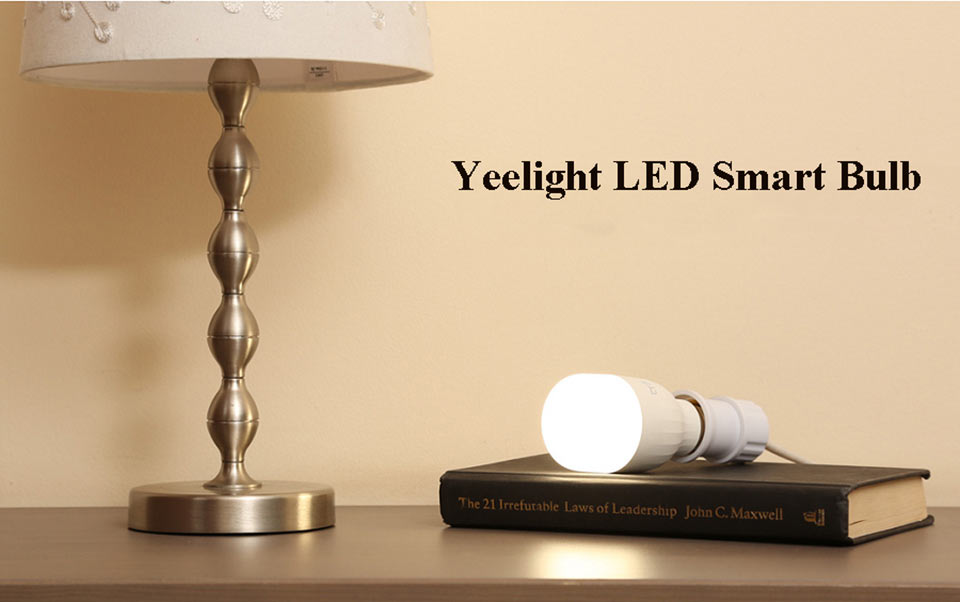 Yeelight_LED_Smart_bulb яркий свет