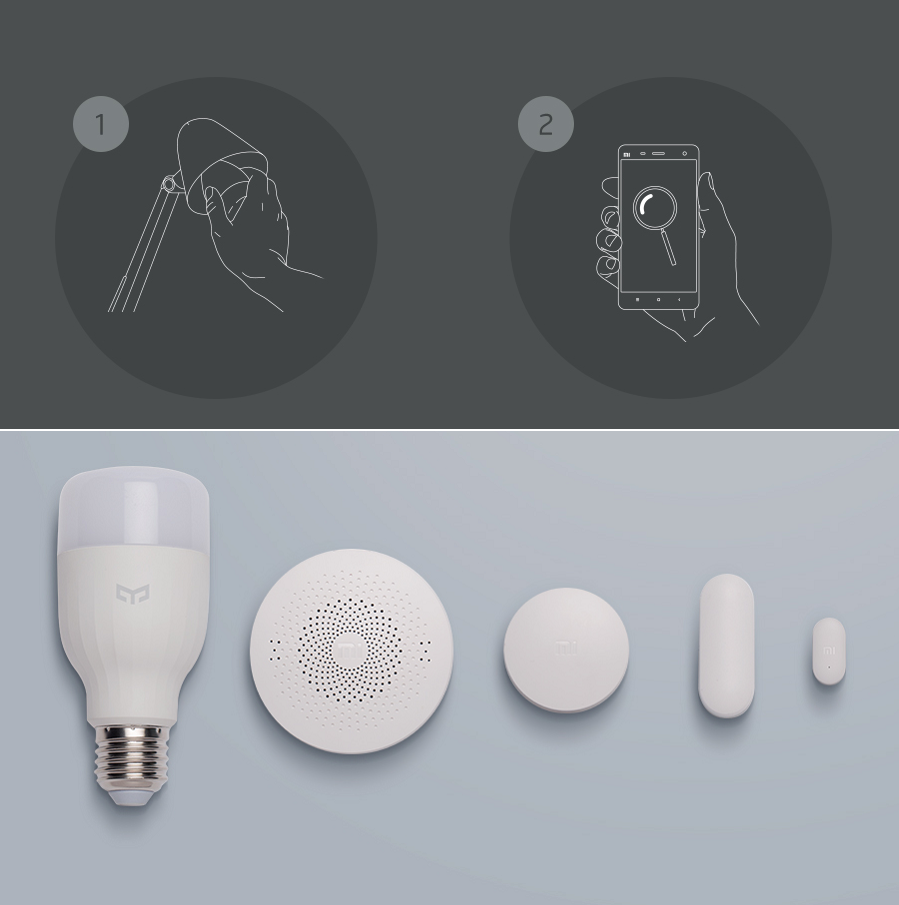 Smart Yeelight LED
