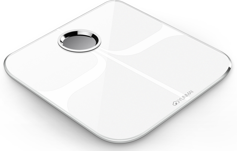 Весы Yunmai Premium Smart Scale вид сбоку