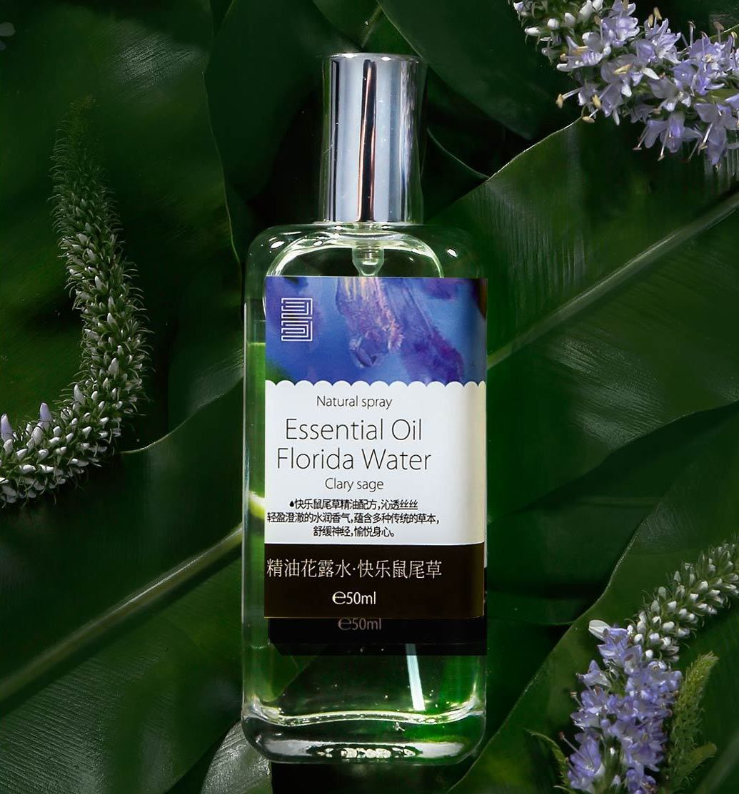 essential-oil-florida-water-clary