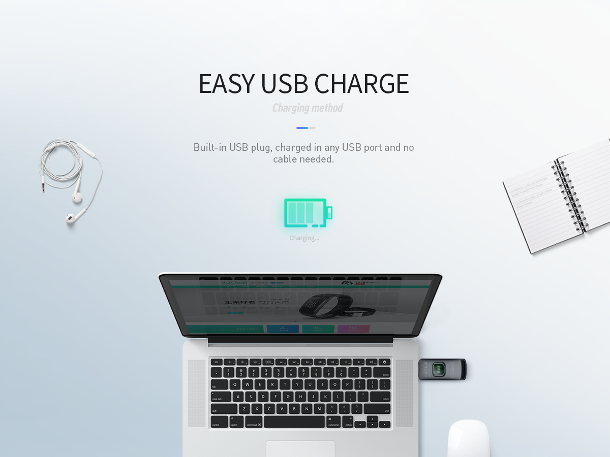 iWoWn i6HR C USB разъем