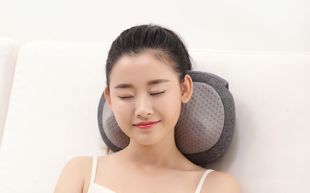 lf-kneading-massage-pillow-green-lf-yk006-mgn