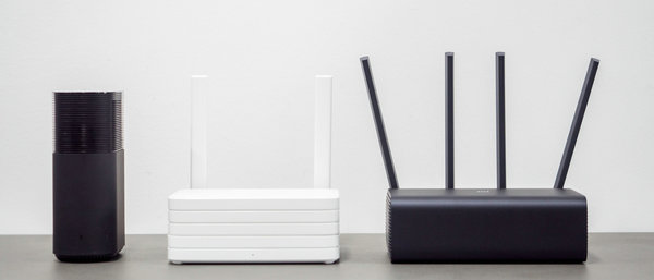 Mi Wi-Fi Router HD мощный