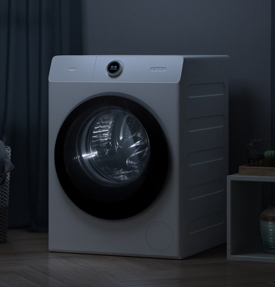 Mi Home (MiJia) Smart White 10kg  тихая работа