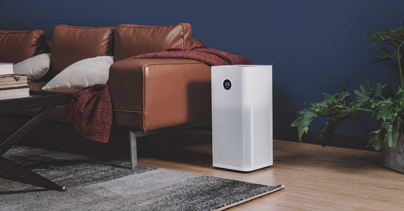 SmartMi Air Purifier 2S эффективный