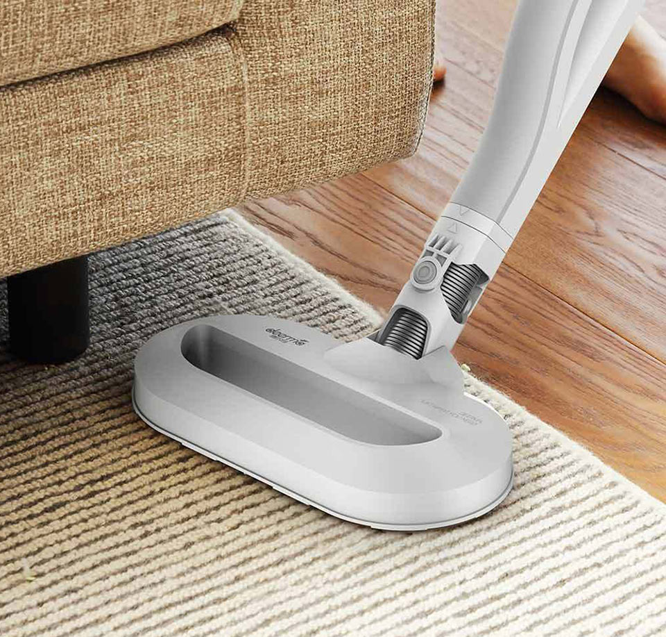 DEERMA Suction Vacuum Cleaner эффективный