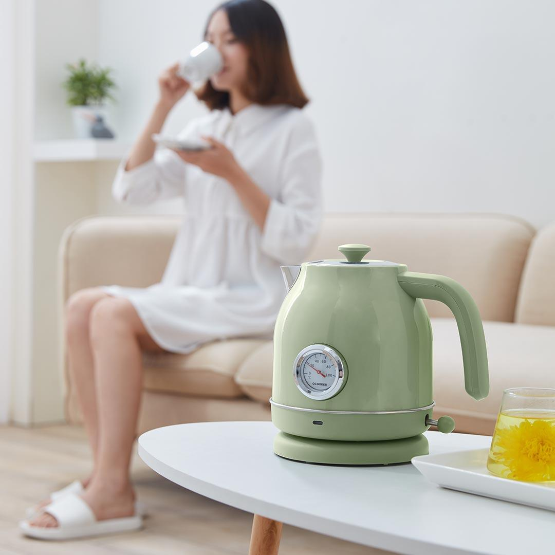 Xiaomi O'COOKER Electric Kettle стильный чайник