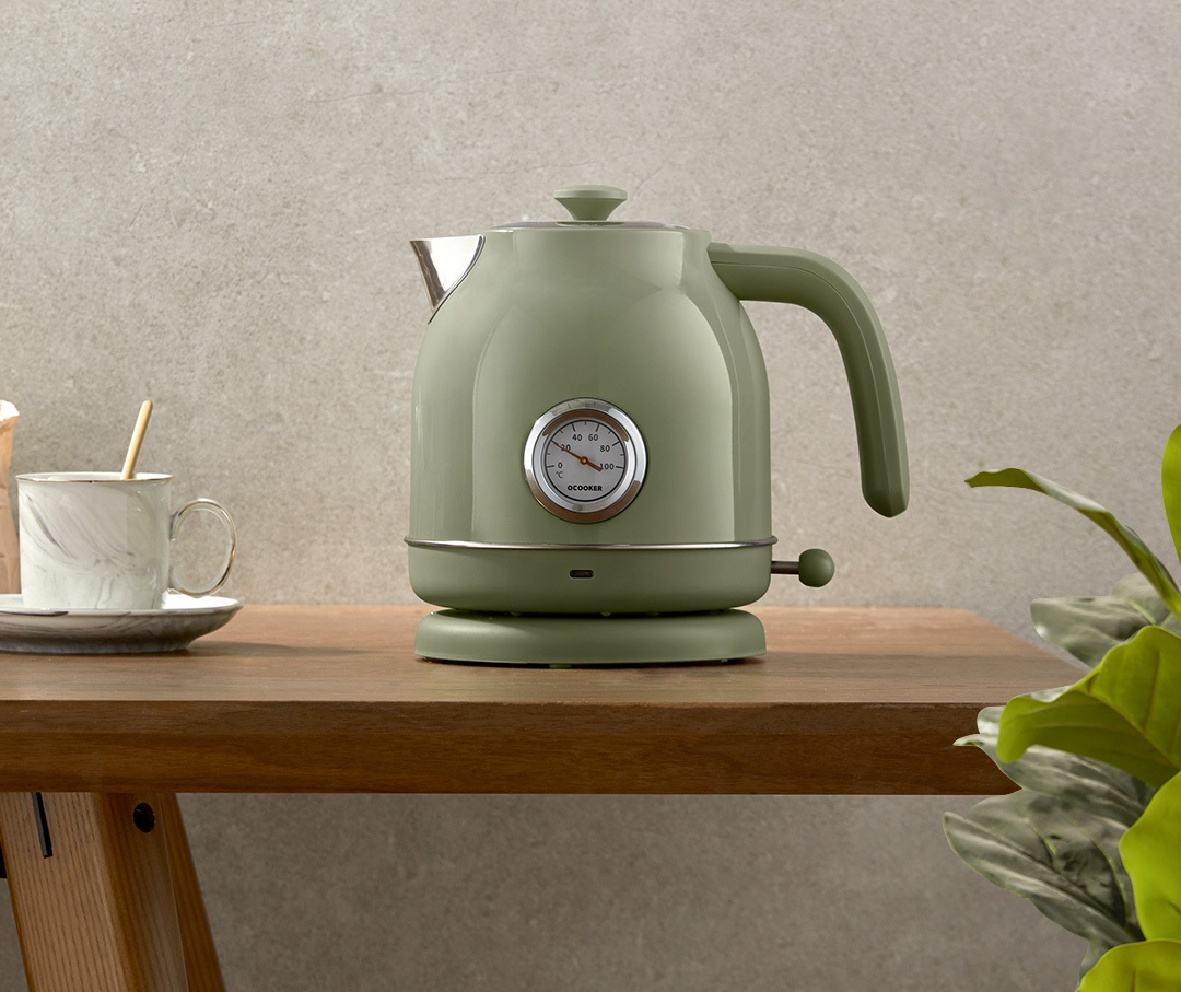 Xiaomi O'COOKER Electric Kettle ретро электрочайник