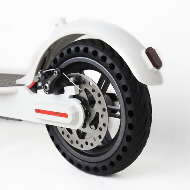 perforated-anti-puncture-tire-MiJia-Electric-Scooter
