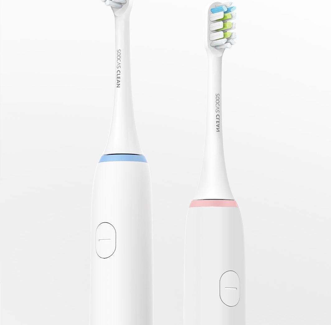 SOOCAS electric toothbrush youth version USB стильная