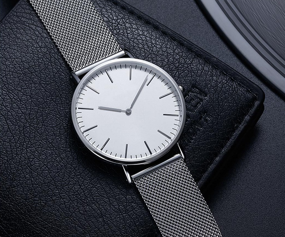 Часы механические TwentySeventeen Lightweight ultra-thin Watch W004Q циферблат