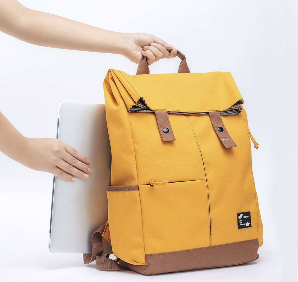 Рюкзак U'REVO College Leisure Backpack ноутбук