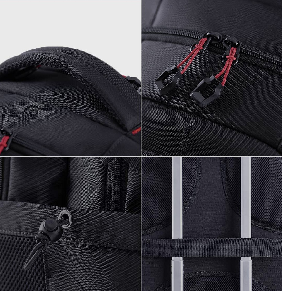 Рюкзак U'REVO large capacity multi-function backpack элементы дизайна