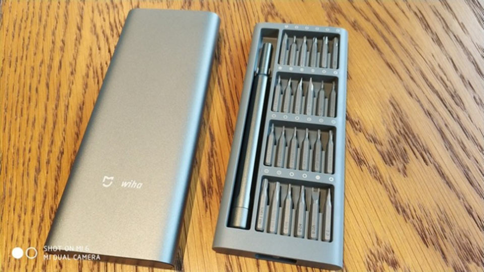 MiJia Wiha Screwdriver Set комплект