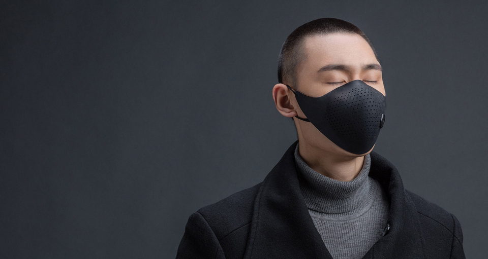 Xiaomi MiJia AirWear Anti-Fog Haze Mask