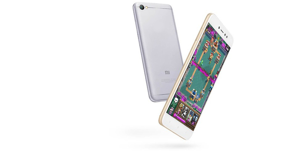 /xiaomi redmi note 5a cpu