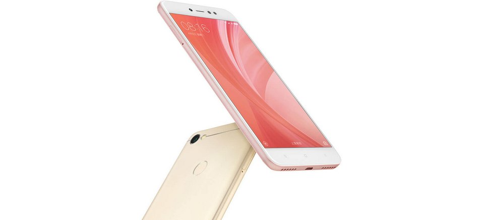 xiaomi redmi note 5a foto start