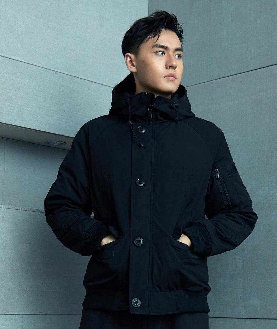 xiaomi-MITOWN-Pilot-jacket-down-jacket-male