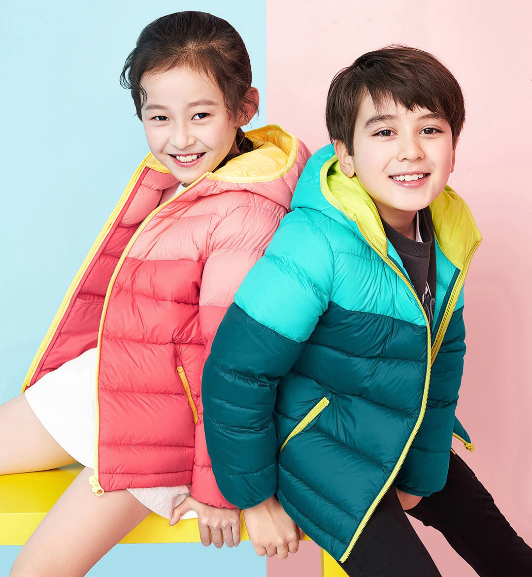 xiaomi-Uleemark-Children's-light-down-jacket