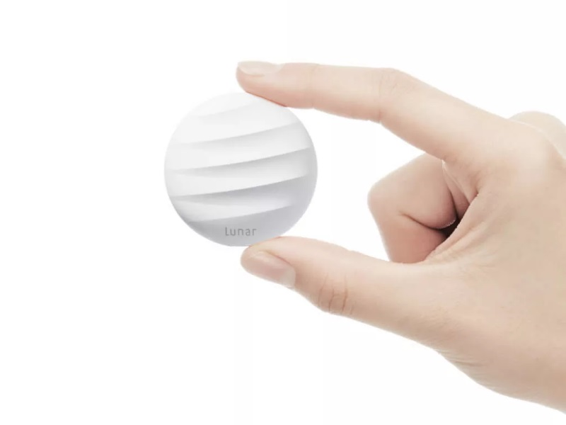 Датчик Lunar Smart Sleep Sensor автономность
