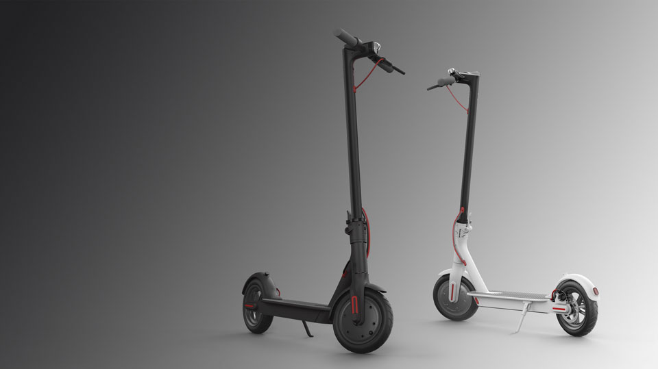 Mi Electric Scooter основной