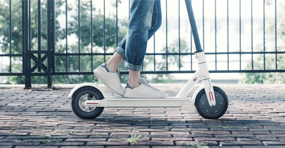 Mi Electric Scooter скорость