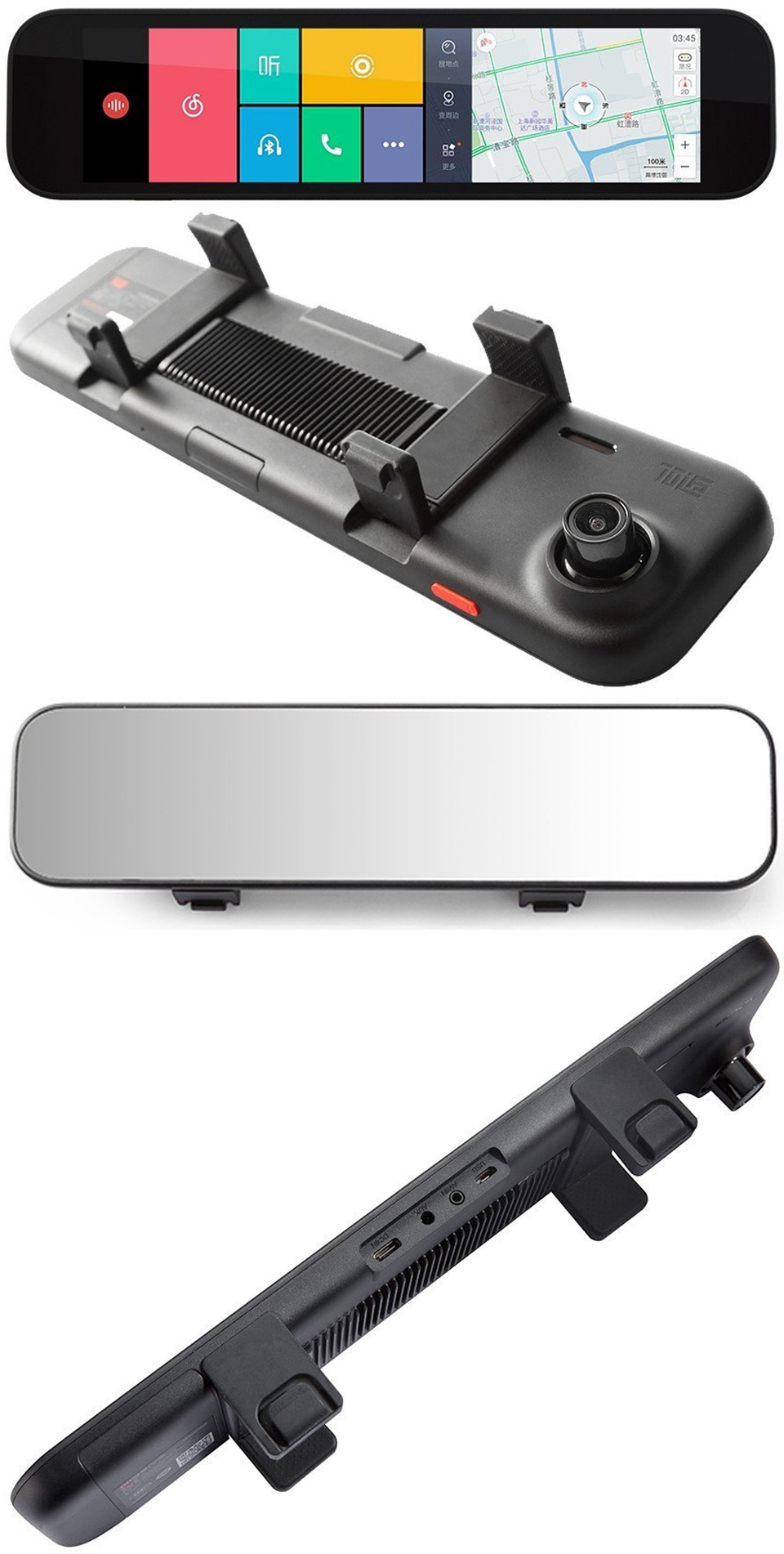 70m Smart Rearview Mirror детали